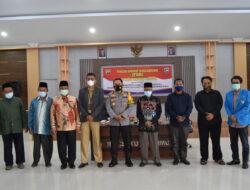 Gelar FGD Bersama Tokoh Agama, Kapolres Kutim Bahas Pemeliharaan Kamtibmas Dan Ideologi Negara